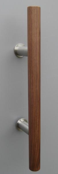 Edelstahl-Holz Stoßgriff Serie 3300