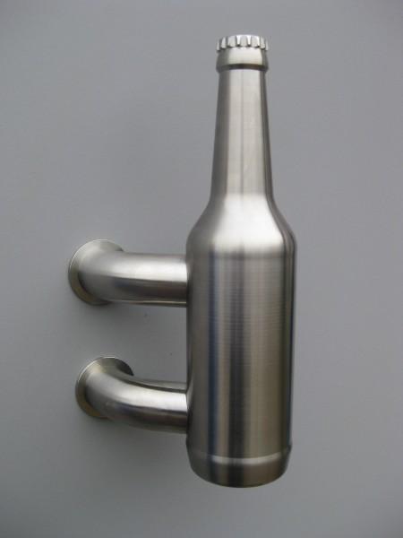 Edelstahl-Stoßgriff 5400 Bierflasche