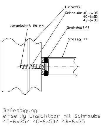 Befestigungssystem 101FH